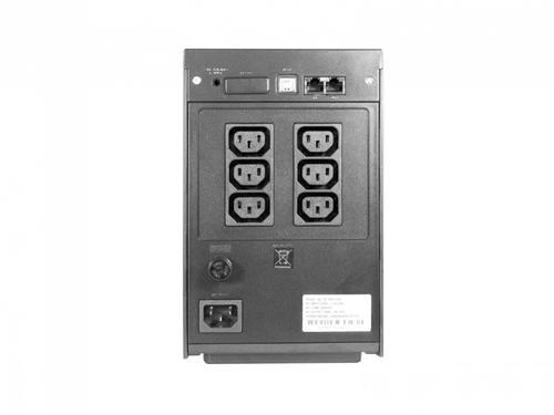 Lestar UPS S-1050 1000VA/600W AVR 6XIEC USB RJ45
