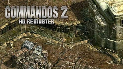 Commandos 2: HD Remaster