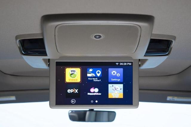 Honda Odyssey Zestaw Multimedialny