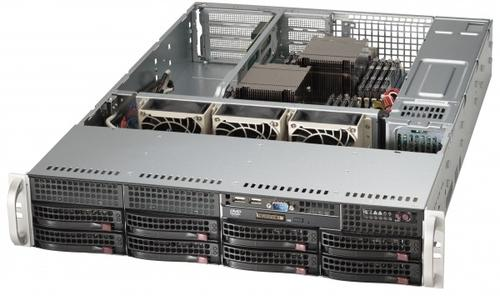 Supermicro SuperServer 6027B-URF SYS-6027B-URF
