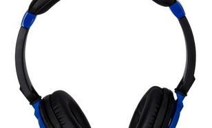 TDK Słuchawki z mikrofonem ST260S niebieskie