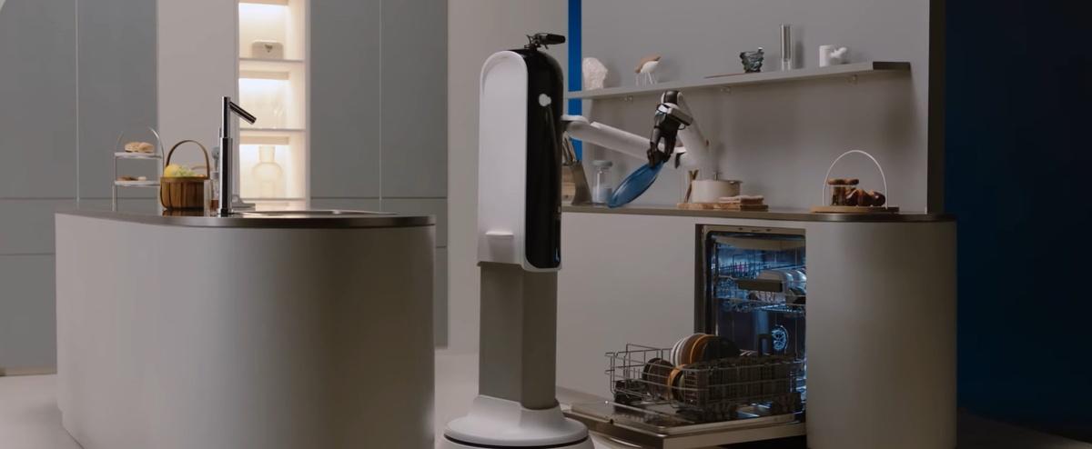 Roboty Samsunga mogą pomagać w domu