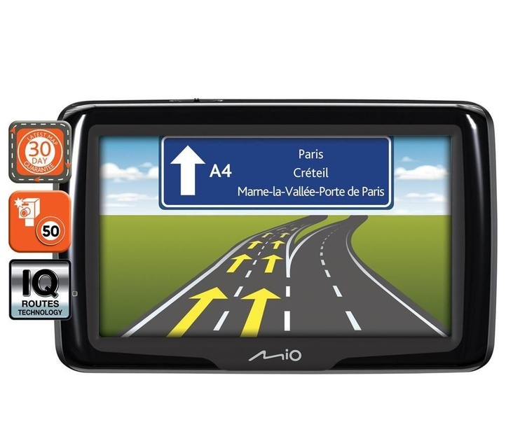 Nowy GPS Mio unika korków (za 399 zł)