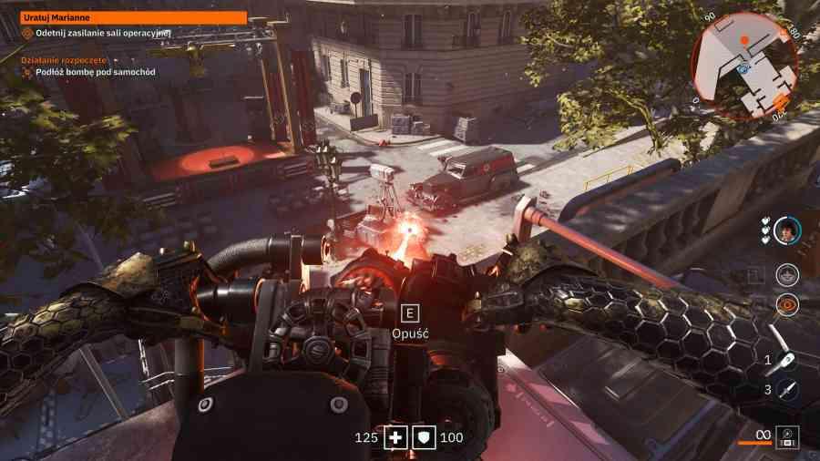 Wolfenstein: Youngblood - Dodatkowe bronie