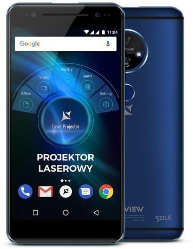 AllView X4 Soul Vision 32GB Ciemnoniebieski