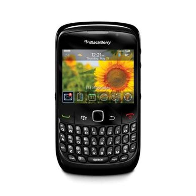 BlackBerry Curve 8520 - unboxing