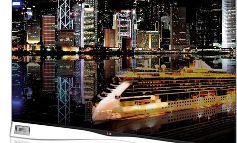 Telewizor LG OLED z zakrzywionym ekranem zdobywa światowe certyfikaty ekologiczne