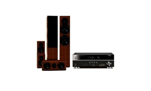 Yamaha HTR-3067 + Prism Audio Onyx 200
