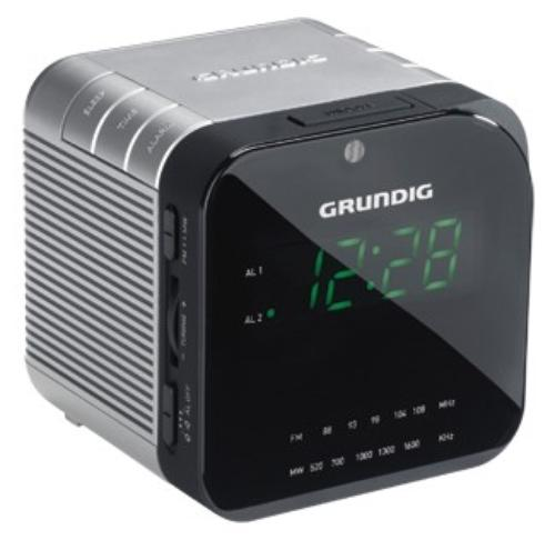 Grundig Radiobudzik SC 590
