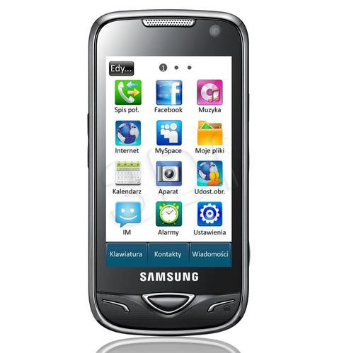 SAMSUNG B7722 BLACK DUAL SIM
