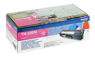BROTHER Toner Czerwony TN320M=TN-320M, 1500 str.