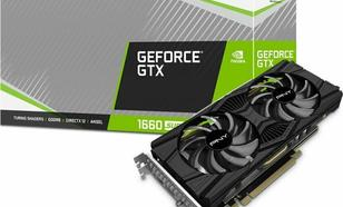 PNY Technologies GeForce GTX 1660 SUPER Twin Fan 6GB GDDR6