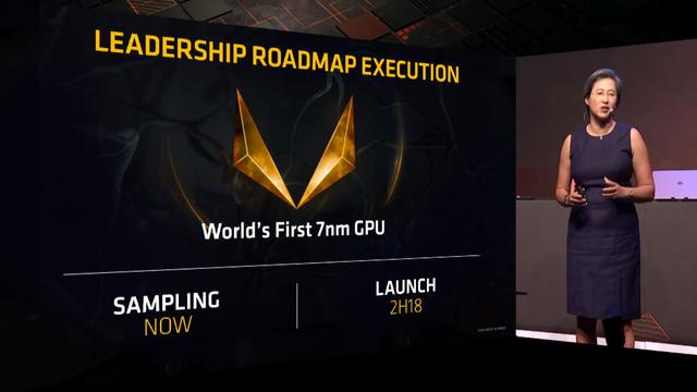 AMD Vega 7nm w drugiej połowie roku