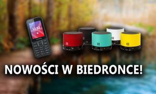 Dwie nowości w Biedronce - Jest bardzo tanio!