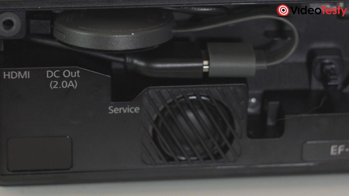 Epson EF-100 oraz chromecast