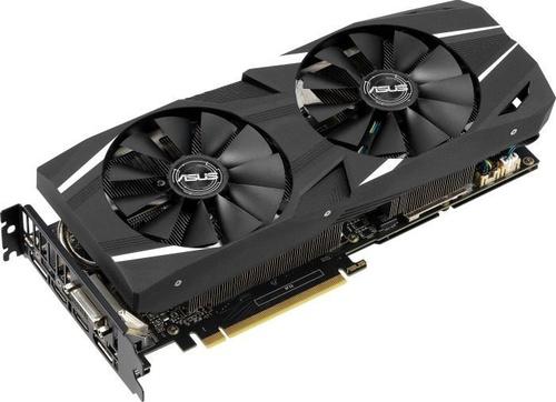 Asus Dual GeForce RTX 2060 Advanced, 6GB GDDR6, 192-bit