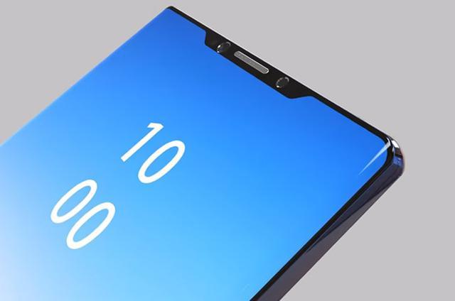 Galaxy Note9 Koncept