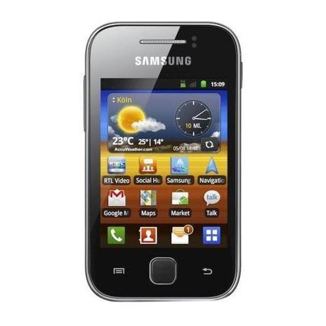 Stylowy smartfon dla młodych - Samsung GALAXY Y (Young)