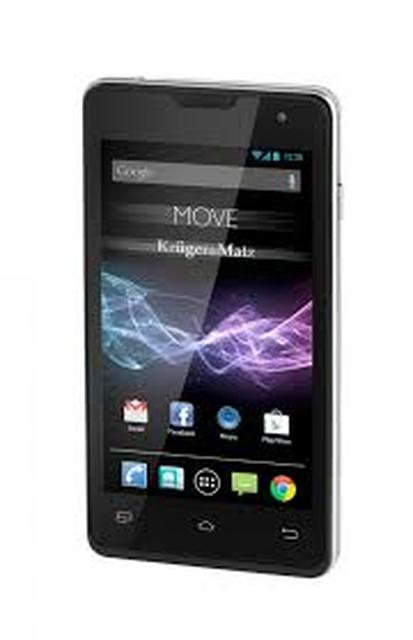 Kruger&Matz MOVE - telefon w bardzo przystępnej cenie