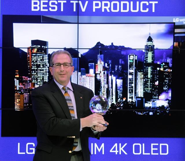 LG Na Targach CES 2015 Zgarnęło Aż 41 Nagród!