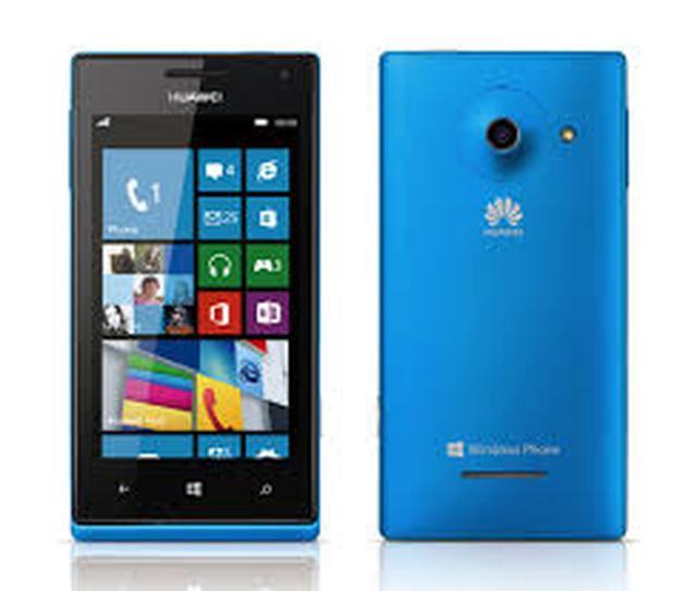 Ascend W1 - pierwszy smartfon HUAWEI z systemem operacyjnym Windows Phone 8 w ofercie Play!