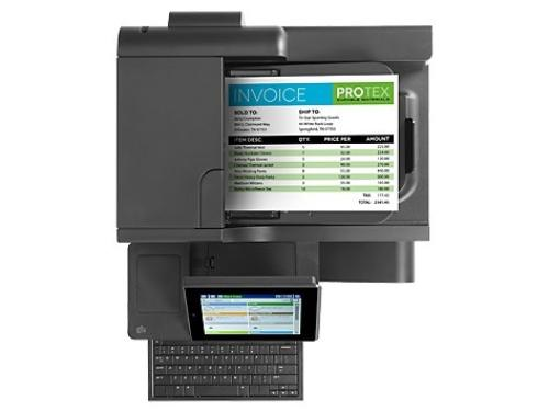 HP OJ Ent Color X585z MFP B5L06A