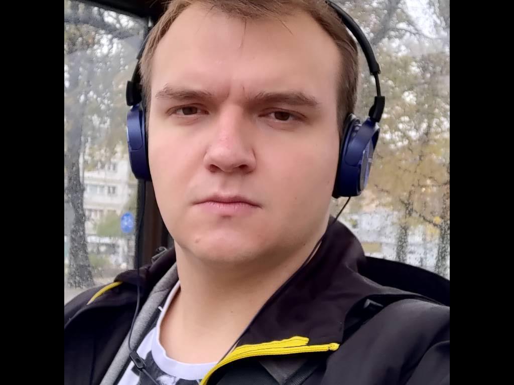 Asus ROG Phone II - selfie bez dodatkowych efektów
