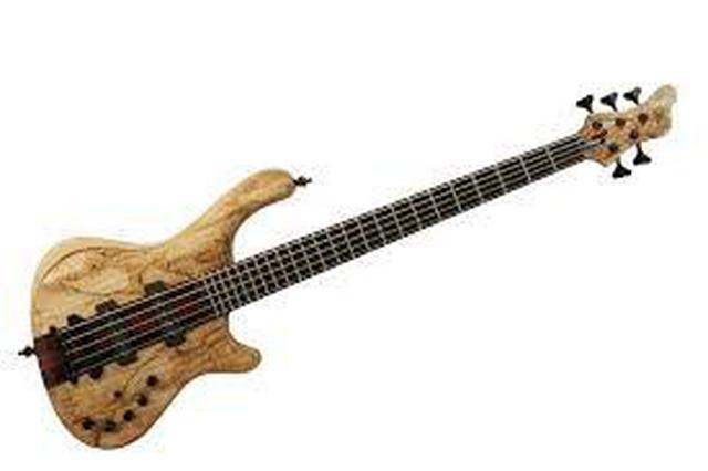 gitara basowa - wykonanie