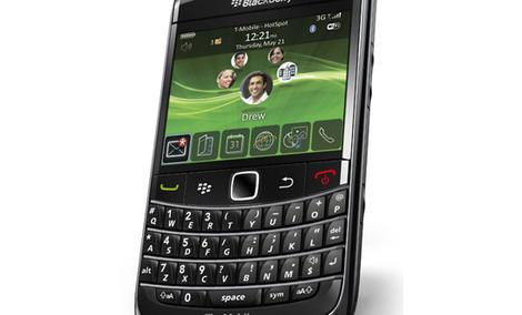 Blackberry Bold 9700 - unboxing