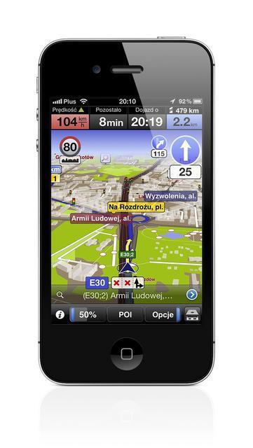 [PREMIERA] AutoMapa iOS 3.1 - najdokładniejsze mapy dla iPhone!