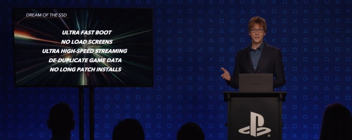 Dysk SSD w PS5 ma być niebywale szybki
