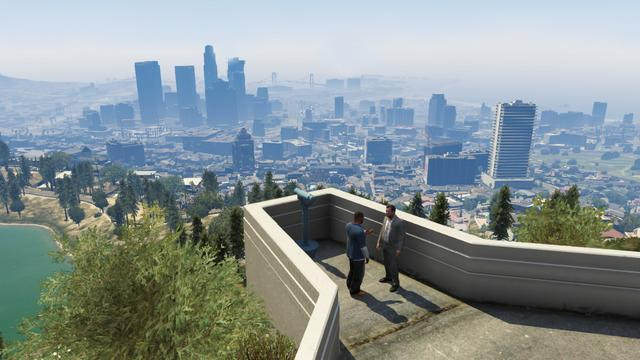 Gra Grand Theft Auto V