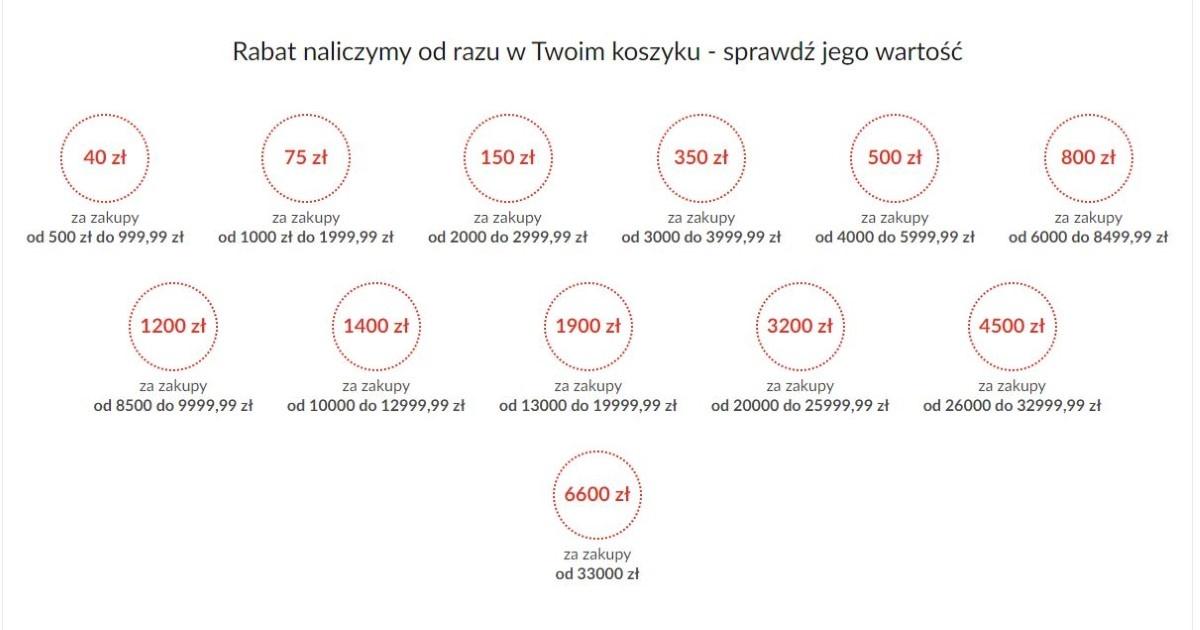 Więcej kupujesz, więcej zyskujesz obniżka w RTV Euro AGD