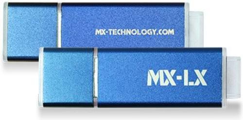Mach Xtreme LX 32GB USB3.0 200/55 MB/s aluminium - Blue