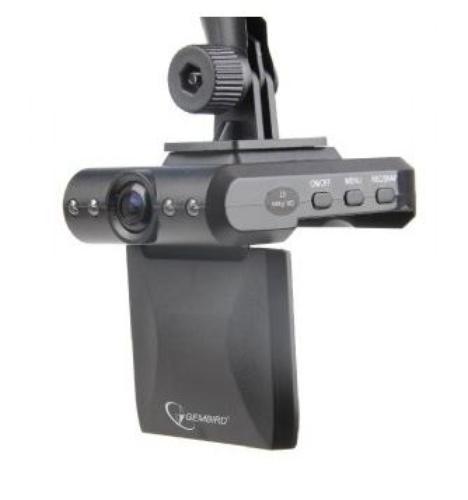 GEMBIRD Kamera samochodowa DVR HD+Akcesoria DCAM-003