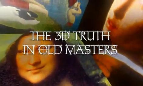 3D odkrywa całą prawdę o znanych obrazach
