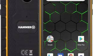 myPhone Hammer Active 2 LTE Dual SIM pomarańczowy