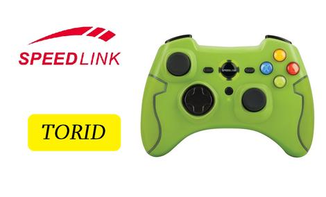 Speedlink Torid - Ciekawe Gamepad Wzorowany na Kontrolerze od Xbox360