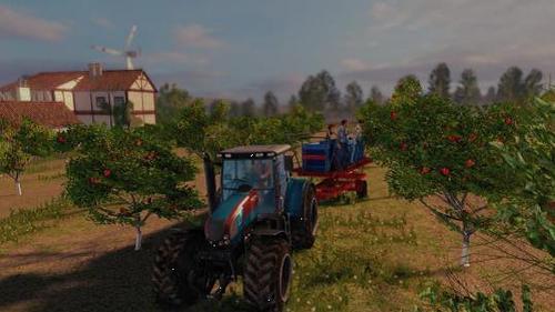Techland Symulator Farmy 2015 PC