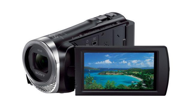Kompaktowa kamera cyfrowa Sony HDR-CX405B