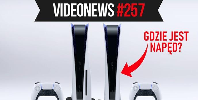 Pokaz PS5, nowe procesory Intela, dron bibliotekarski - VideoNews #257