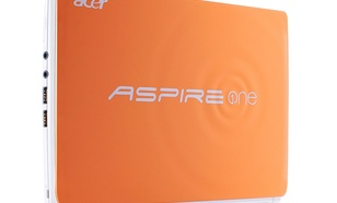 Acer Aspire One Happy (Papaya Milk)