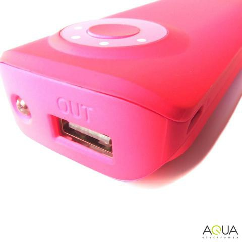 Powerbank pink