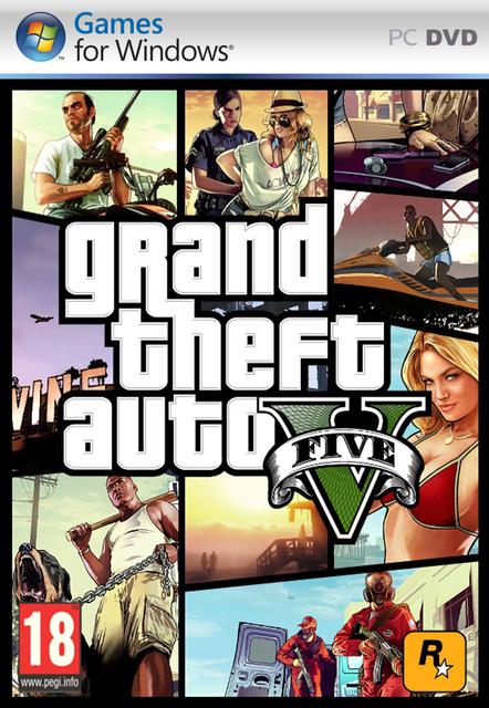 GTA V - Znamy Już Datę Premiery Na PC, XBO i PS4!