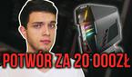 POTWÓR ZA 20 000ZŁ - MSI Aegis TI3 | GTX 1080 SLI | I7-7700k