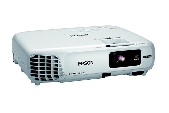 EB-W28- Pierwszy Przenośny Projektor Marki Epson