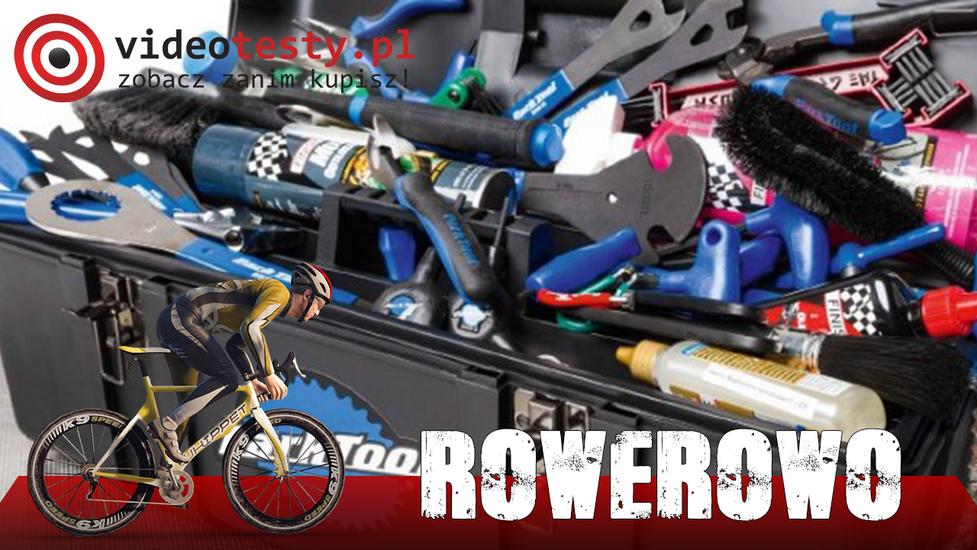 Rowerowo #10 - Domowy serwis rowerowy, czyli przydatne narzędzia