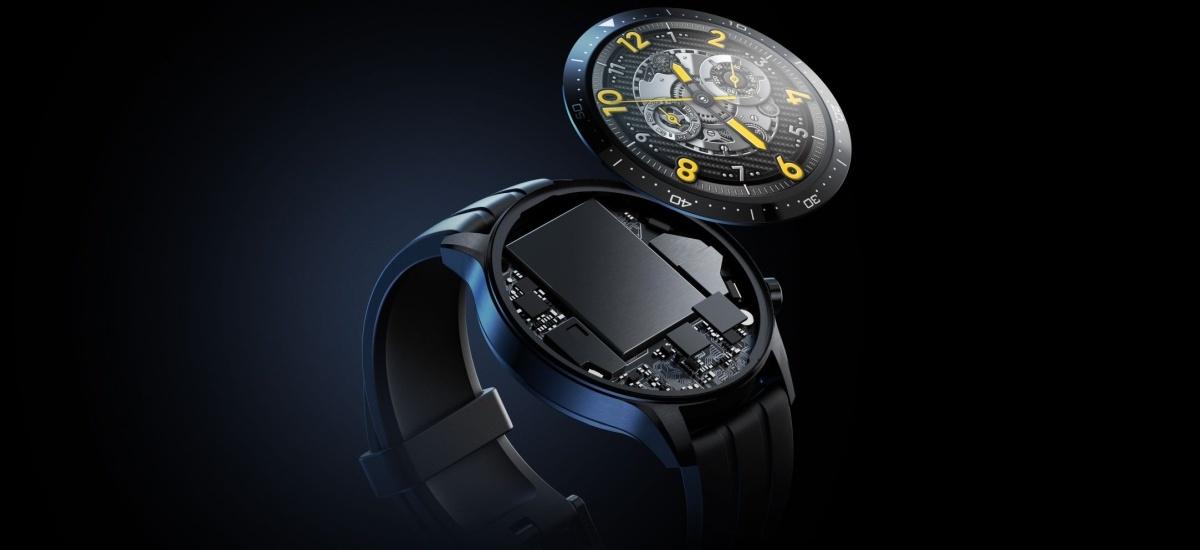 realme Watch S Pro przyciąga ekranem AMOLED