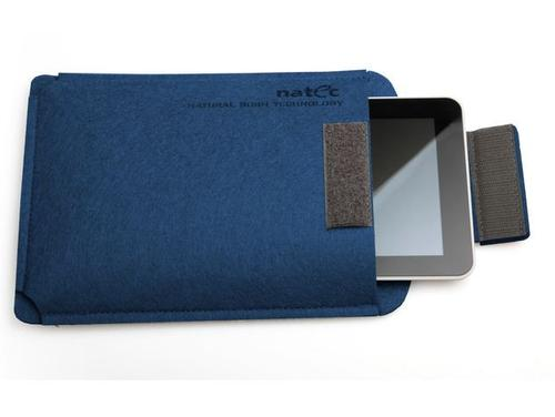 NATEC Etui Tablet SHEEP 7'' Granatowy-Czerwony