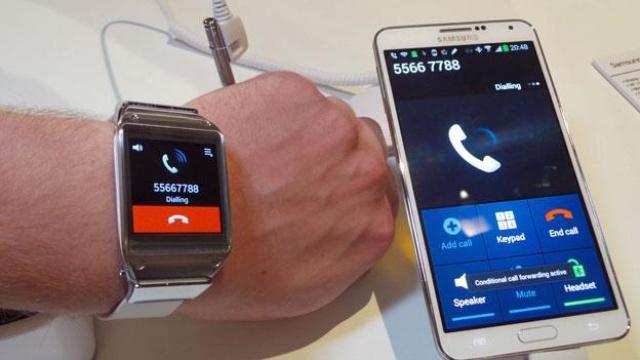 Funkcjonalności Samsunga Galaxy Gear 2
